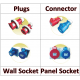 IP44 Plugs & Sockets