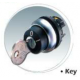 M22 Key-operated actuators, UL/CSA 4X, 13, IP66